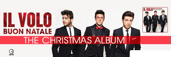 Buon Natale: The Christmas Album, Il Volo