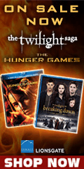 Hunger Games and Twilight DVDs and Blu-ray movies on sale for a limited time