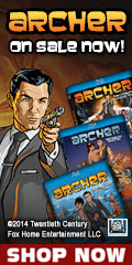 Archer TV show on sale for a limited time
