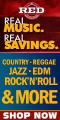 Real Music Real Savings on sale for a limited time