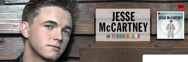 In Technicolor,Jesse McCartney