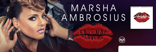 Friends and Lovers,Marsha Ambrosius