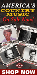 Country Music Sale for a Limited Time