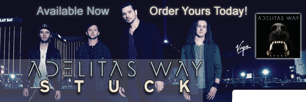 Stuck [Explicit Content],Adelitas Way