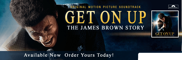 Get on Up: The James Brown Story - Soundtrack,James Brown