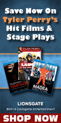 Tyler Perry Movies Sale for Limited Time