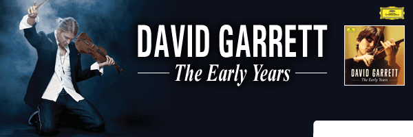 Early Years,David Garret