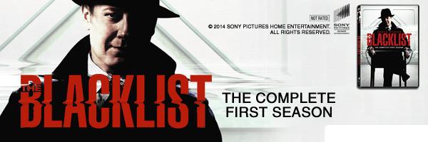 Blacklist: The Complete First Season