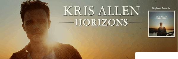 Horizons,Kris Allen