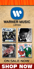 Warner Musica Latina on Sale Now for a Limited Time