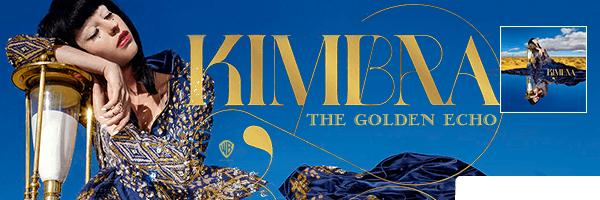 Golden Echo,Kimbra