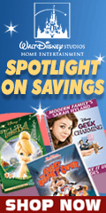 Disney DVDs and Blu-ray Sale 3