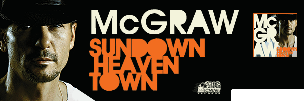 Sundown Heaven Town,Tim McGraw