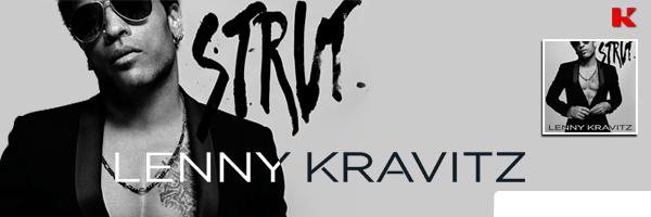 Strut,Lenny Kravitz