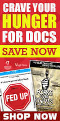 Documentary Films on Sale for Limited Time