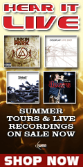 Live Music Albums Sale for a Limited Time