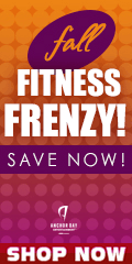 Fitness DVDs on sale by Anchor Bay for a Limited Time