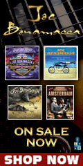 Joe Bonamassa Music Sale for a Limited Time