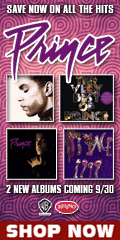Prince Music Sale for a Limited Time