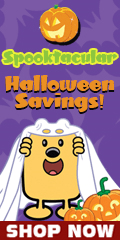 Not So Scary Halloween dvds and blu-ray sale for a limited time
