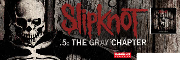 5: The Gray Chapter,Slipknot
