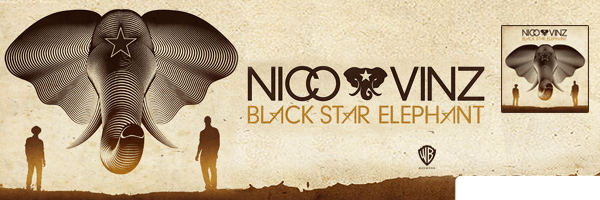 Black Star Elephant,Nico and Vinz