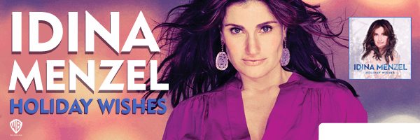 Holiday Wishes,Idina Menzel