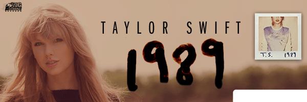 1989,Taylor Swift