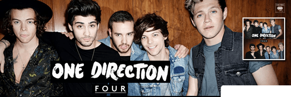 Four,One Direction