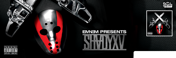 Shadyxv / Various,Eminem