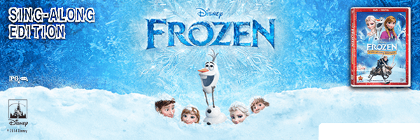 Frozen Sing Along Edition