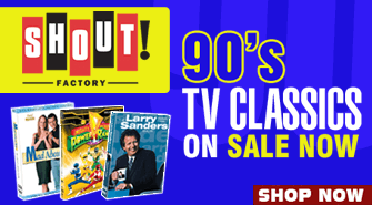 90s TV Shows Sale by Shout Factory for a Limited Time