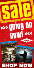 Action, Martial Arts, and Asian DVDs and Blu-ray on sale for a limited time