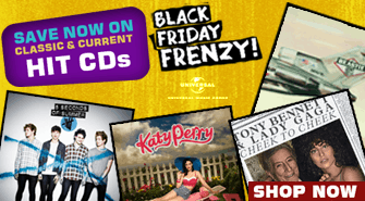 Black Friday Music Sale Frenzy for a limited time