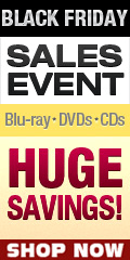 Black Friday Sales Event. Huge Savings for a Limited Time