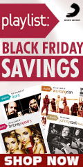 Black Friday Music Sale by Sony Music for a limited time