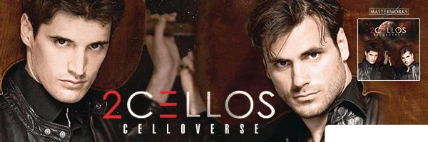 2CELLOS / CELLOVERSE