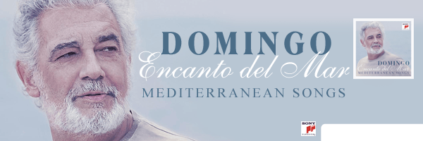 DOMINGO,PLACIDO / ENCANTO DEL MAR - MEDITERRANEAN SONGS