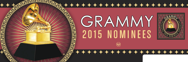 2015 GRAMMY NOMINEES / VARIOUS (OCRD)
