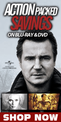 Action DVDs and Blu-ray movies on sale for a limited time