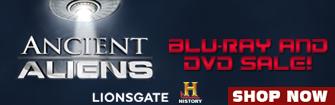 Ancient Aliens On Sale Now