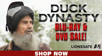 Duck Dynasty On Sale Now