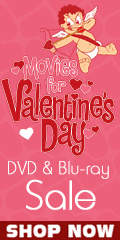 Valentine's Day Event Blu-ray and DVD