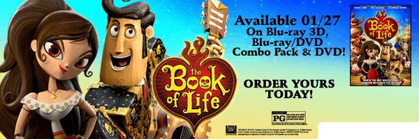 BOOK OF LIFE / (WS DOL DTS)