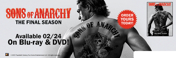 SONS OF ANARCHY: SEASON 7 (5PC) / (WS DOL DTS BOX)