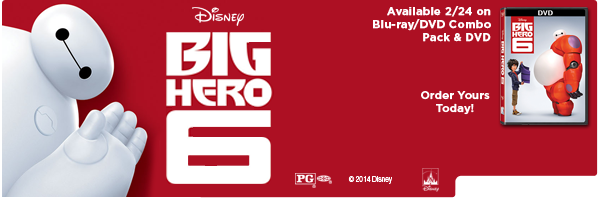 BIG HERO 6 / (WS DOL)