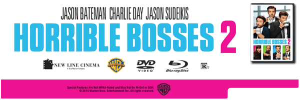 HORRIBLE BOSSES 2 / (UVDC DOL DTS ECOA)