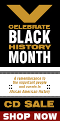Black History Month Event Music