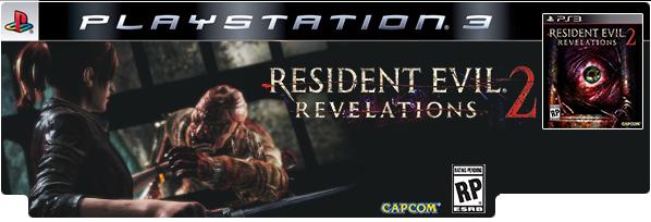 RESIDENT EVIL: REVELATIONS 2 / PS3