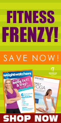 Fitness DVDs on sale by Anchor Bay
